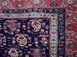 Karabagh gallery carpet 380 x 187cm