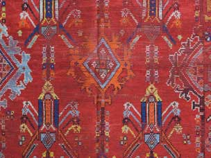 Rabat gallery carpet 477 x 189cm
