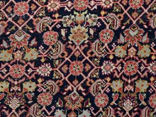 Karabagh gallery carpet 597 x 203cm