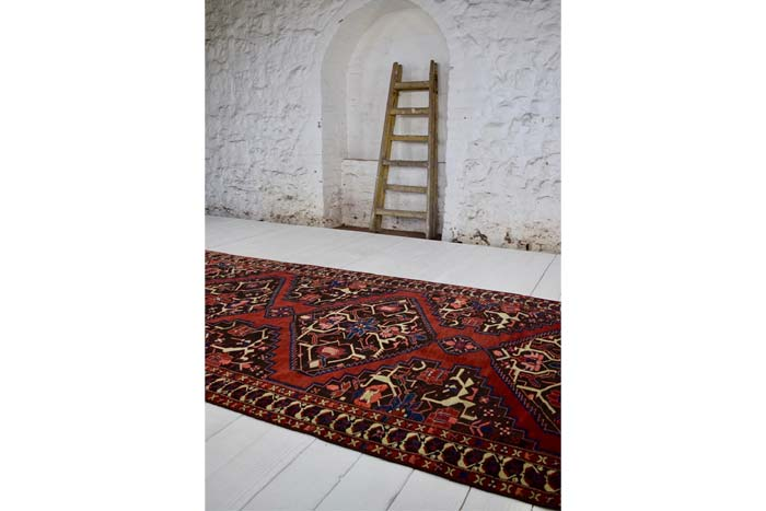 Alpan Kuba gallery carpet 331 x 150cm
