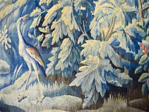 French Verdure tapestry 300 x 240cm