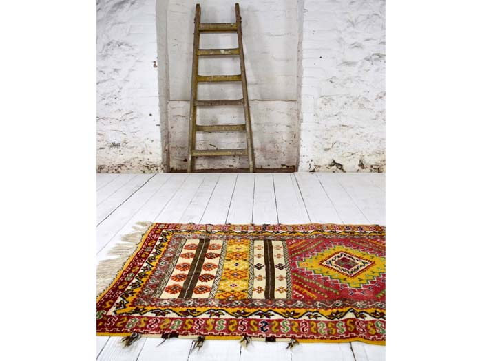 Moroccan rug 196 x 106cm