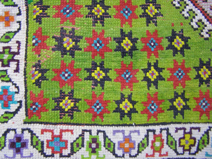 Moroccan rug 229 x 127cm