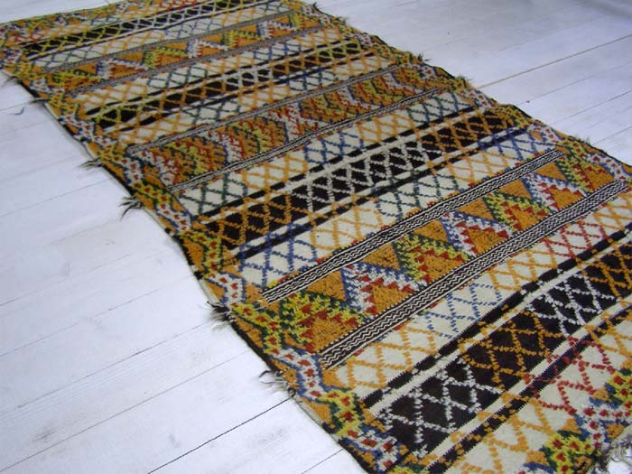 Moroccan rug 262 x 134cm