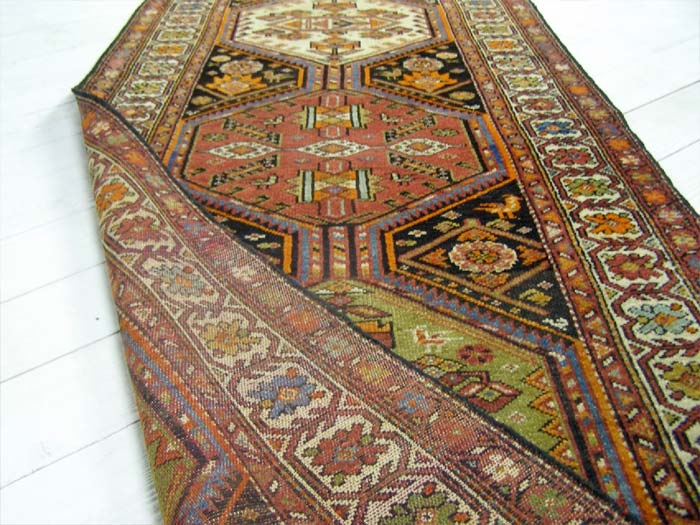 North West Persian runner 505 x 105cm